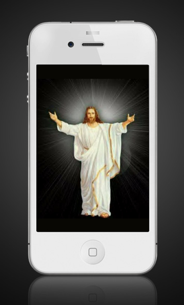 jesus-and-iphone