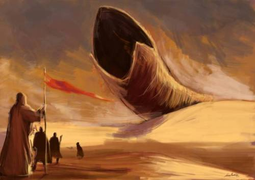 Dune-sand-worm